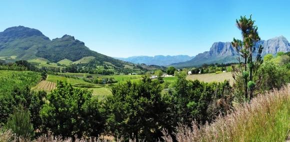 Boland Region Western Cape