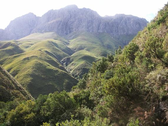 Jonkershoek Hills