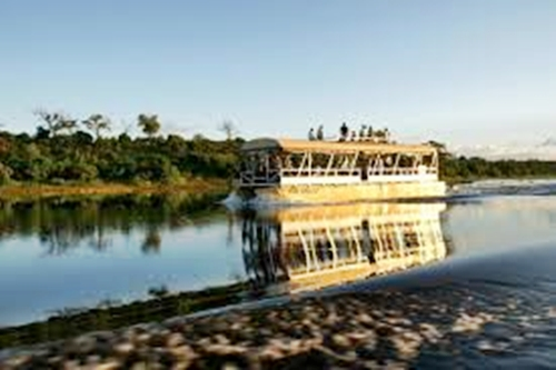 Riverboat Chobe River