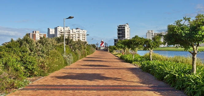 Green Point Park Walkway