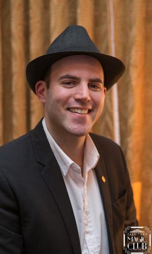 Greg Gelb Magician