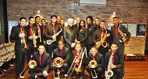 Cape Town Jazz Orchestra
