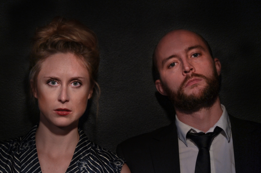 Emily Child and Andrew Laubscher