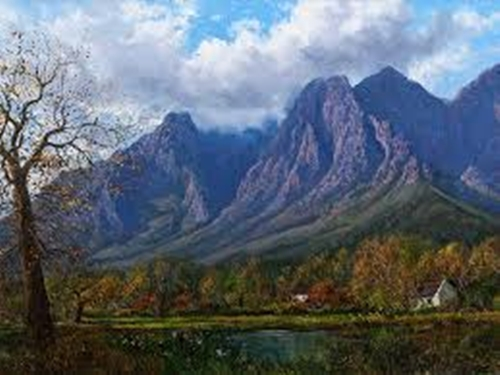 Groot Drakenstein Mountains
