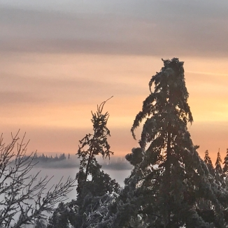 Spencer Butte Sunrise