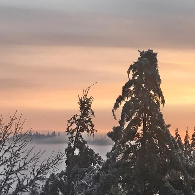 Spencer Butte Sunrise