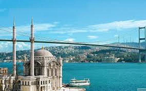 Bosphorus Strait Istanbul