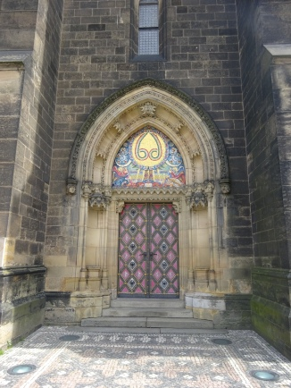 Basilica Door