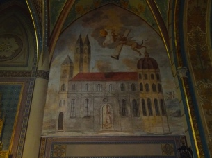 Basilica Wall Painting