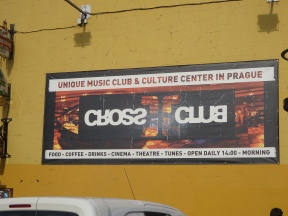 Cross Club Prague