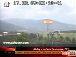 Fake Nuclear Explosion