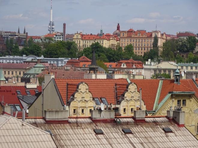From Vyšehrad