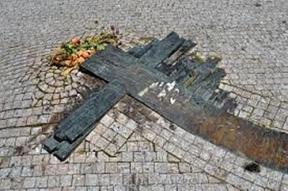 Palach Memorial Wenceslas Square