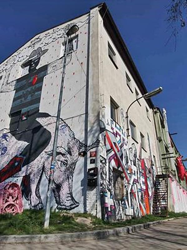 MeetFactory Graffiti