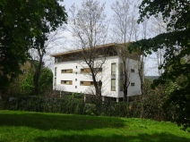 Modern House Near Vyšehrad