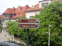 Vyšehrad Neighborhood
