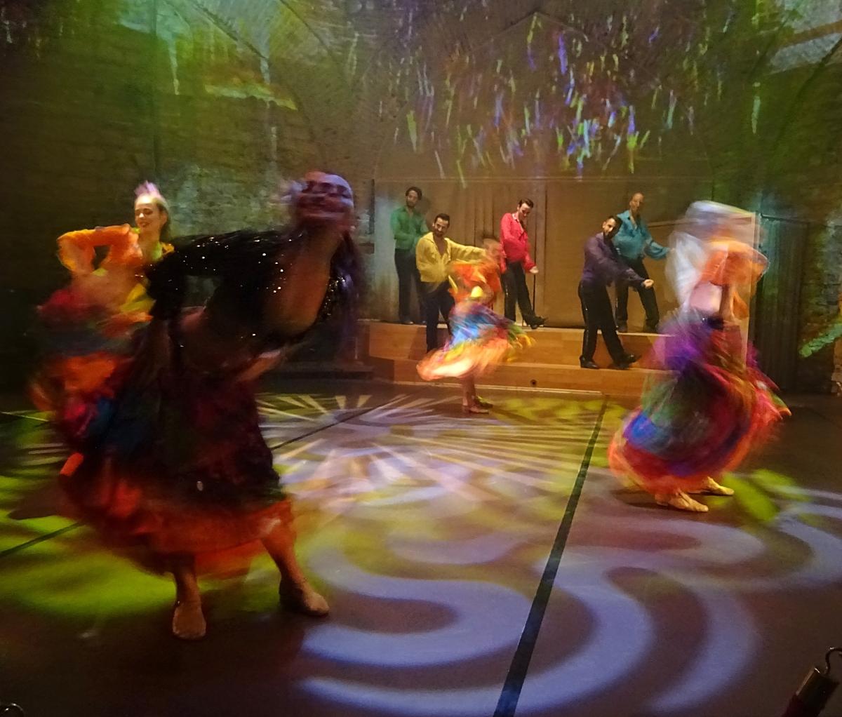 Hodjapasha Turkish Folk Dancing Istanbul