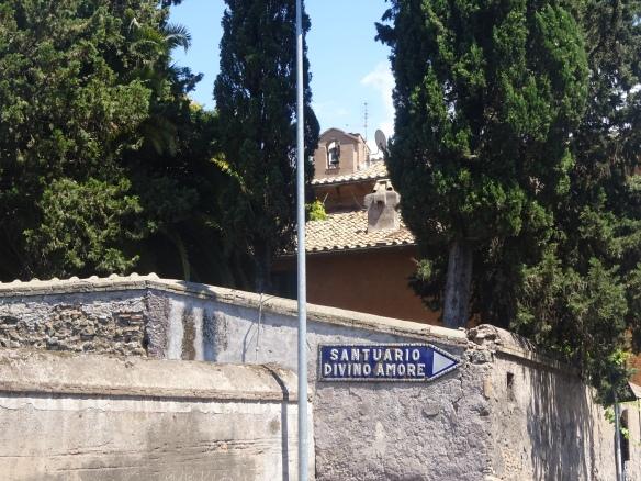 Along Appian Way