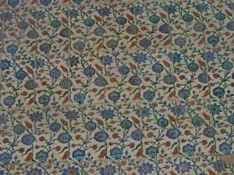 Blue Mosque Tiles