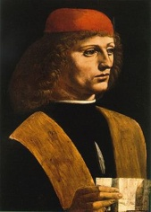 Da Vinci Ritratto di Musico