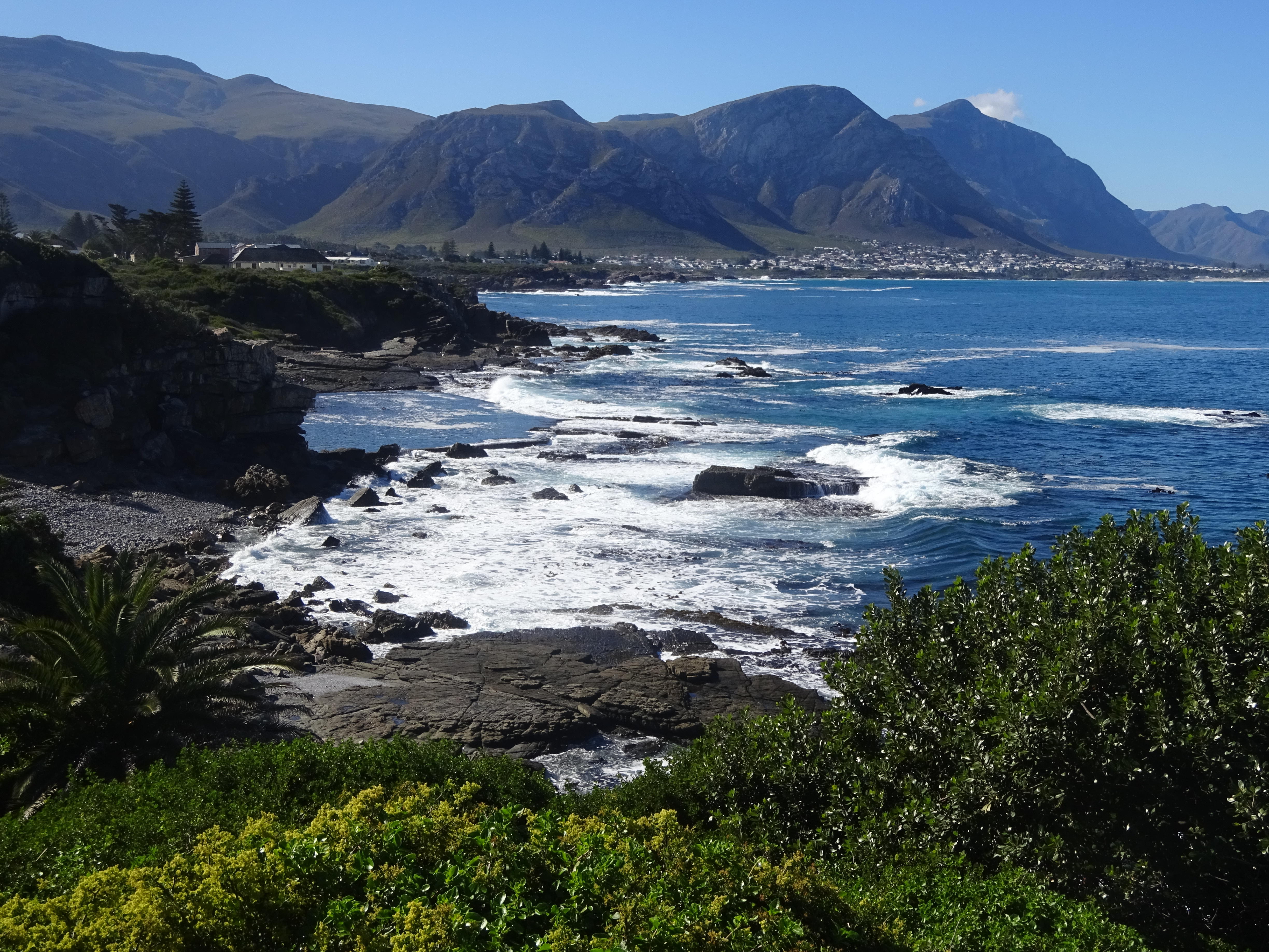 Hermanus Bay Western Cape South Africa