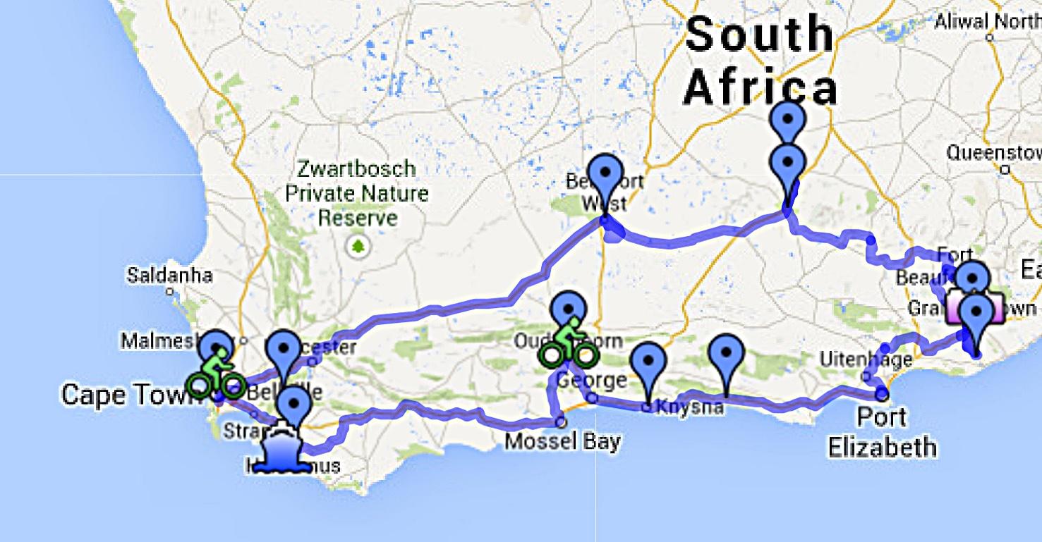 Garden Route South Africa Hidden Stretch Of Paradise Suemtravels