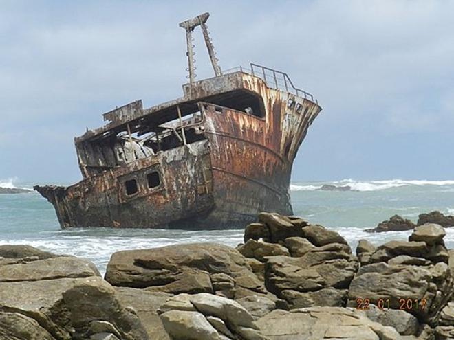 Meisho MaruShipwreck