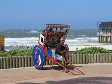 Beach Rickshaw