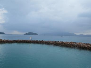 Praslin Harbor