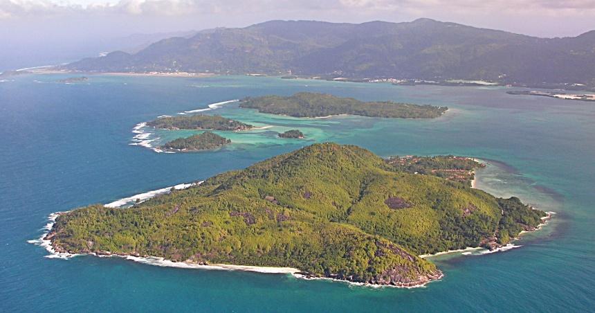 Sainte Anne Island