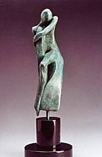 Mary Stainbank Sculpting