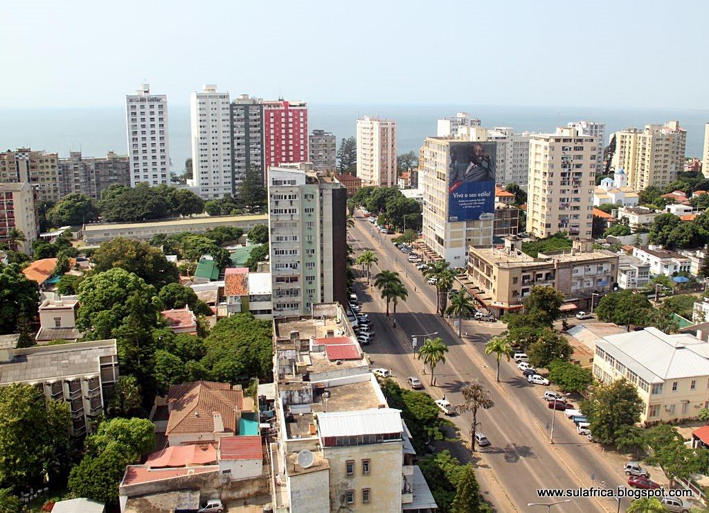 Exploring Maputo
