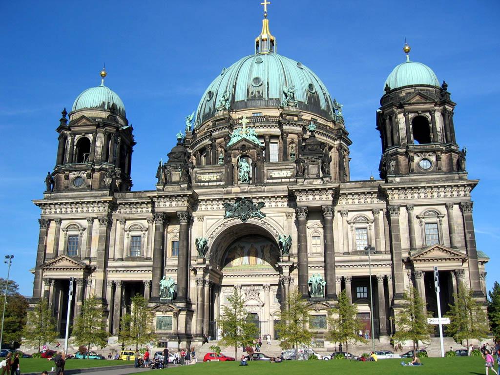 Exploring Berlin