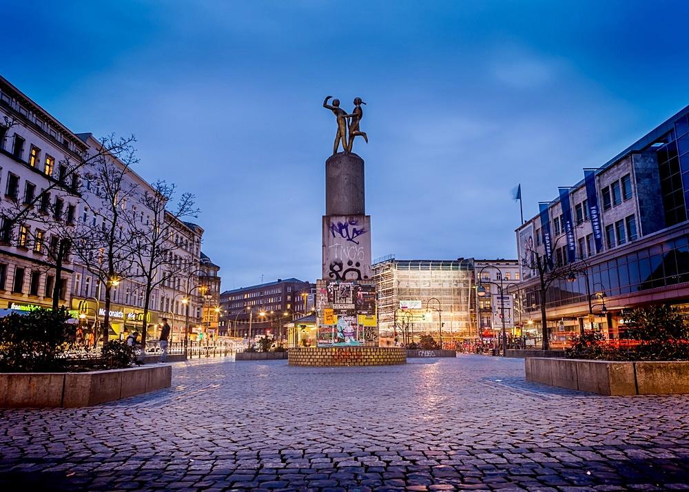 Berlin Neukölln District