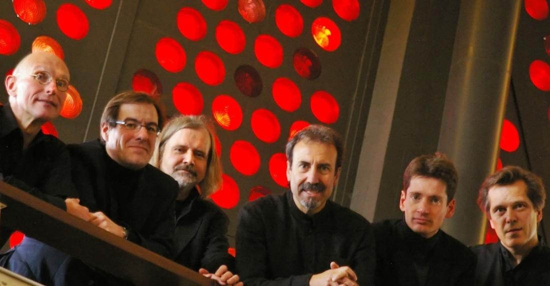 Bolero Berlin – Chamber Music, Philharmonic, and Latin Jazz
