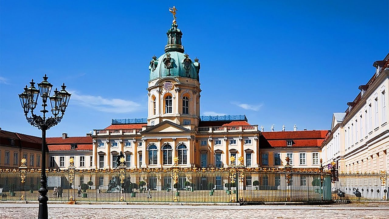 Baroque Masterpieces Charlottenburg Palace Berlin