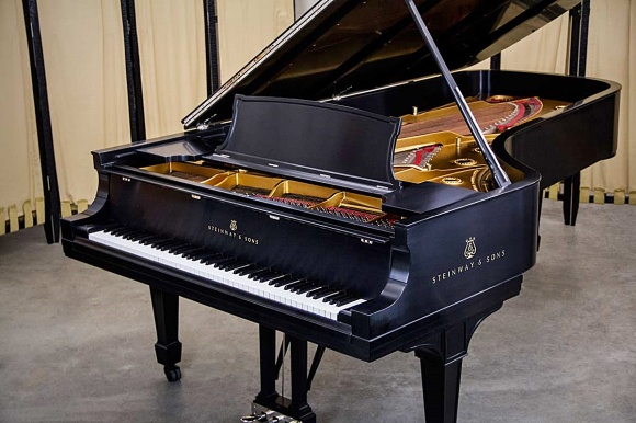 Steinway Concert Grand Piano