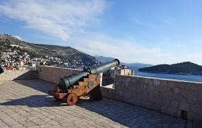 Cannon Fort Lovrijenac