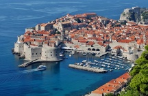 Dubrovnik City Walls - Unie Reportages
