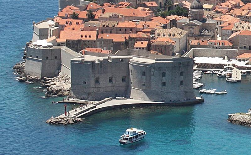 Dubrovnik's Fortresses