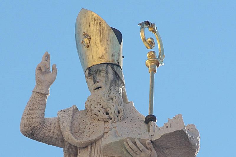 Festival of St. Blaise Dubrovnik Croatia