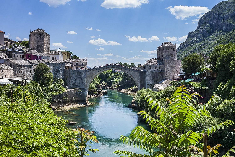 Bosnia and Herzegovina – Počitelj, Medjugorje, Mostar