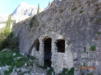 St. John Fortress Ruin
