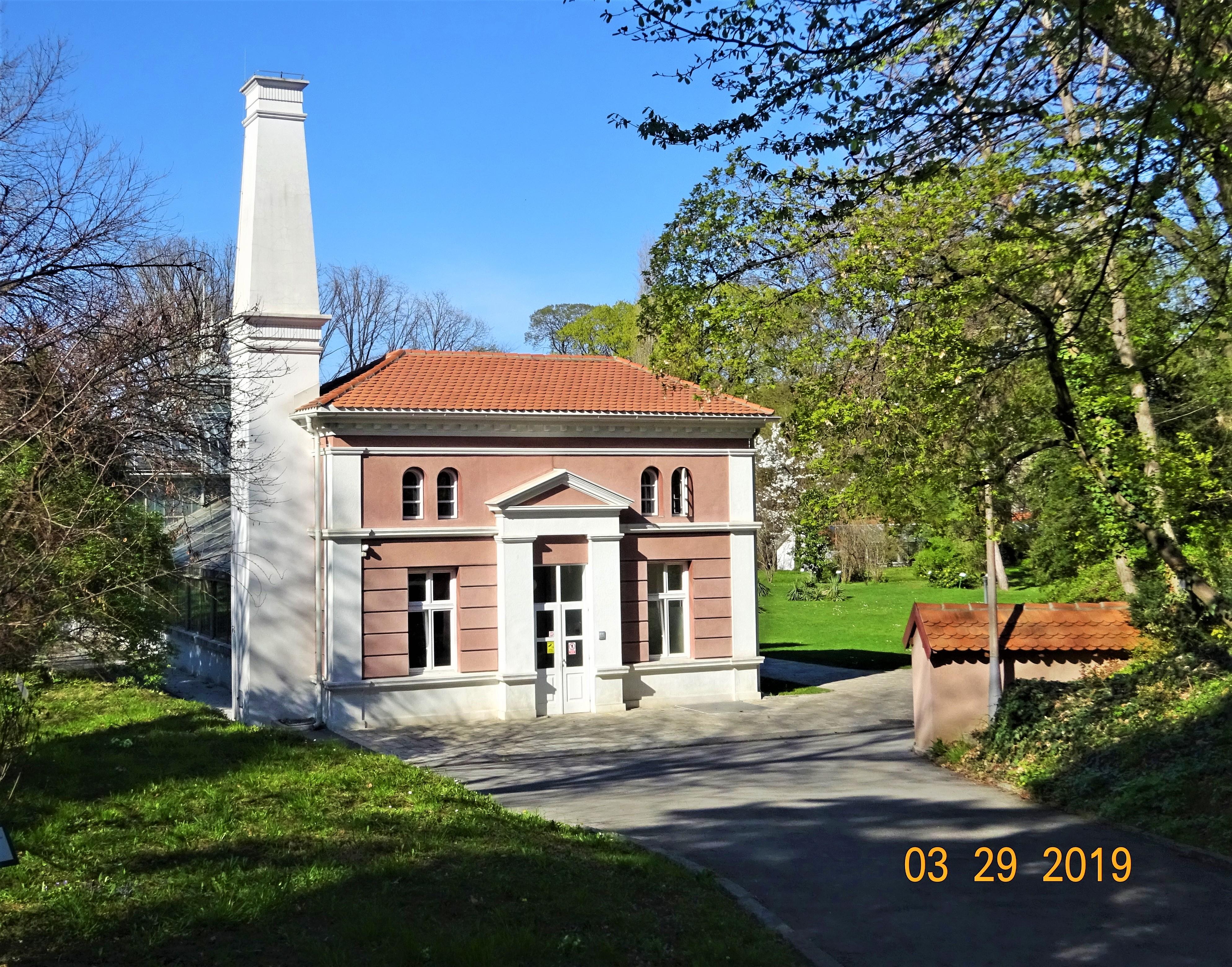 Jevremovac Botanical Garden Belgrade Serbia