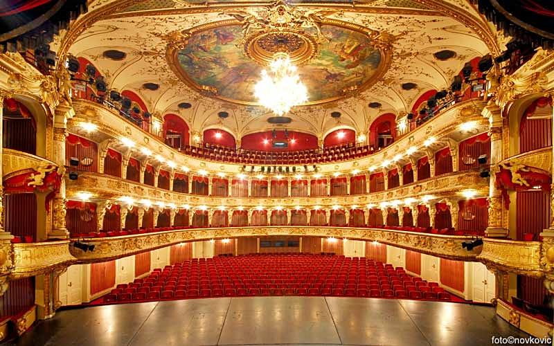 Verdi Rigoletto at Belgrade National Theatre Serbia – suemtravels