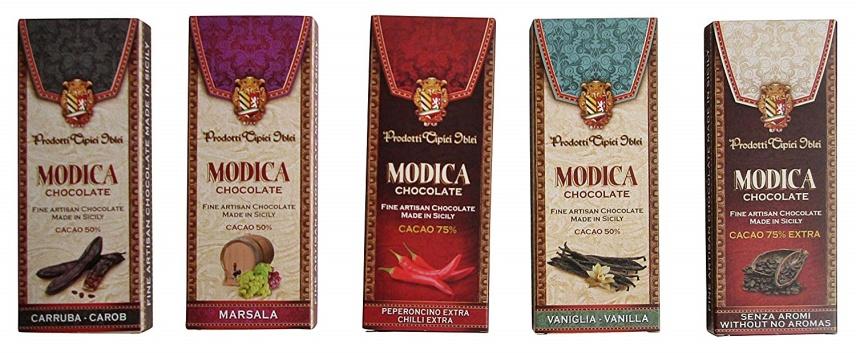 Modica Chocolate