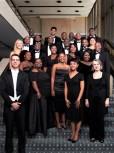 Cape Town Opera Chorus - MapMyWay