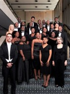 Cape Town Opera Chorus - MapMyWay