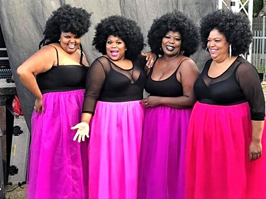 4 Tons of Fun Aretha Franklin Tribute at Alexander Theatre Cape Town