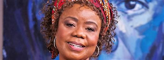 Thembi Mtshali Jones Singer, Actress, Playwright - Gagasi FM